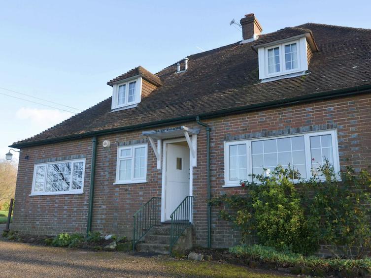 Chauffers Cottage External